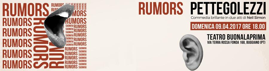 rumors aprile 2017